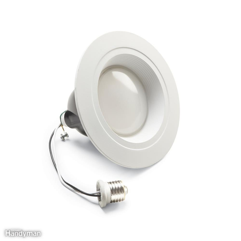 LED Retrofit for Recessed Lighting