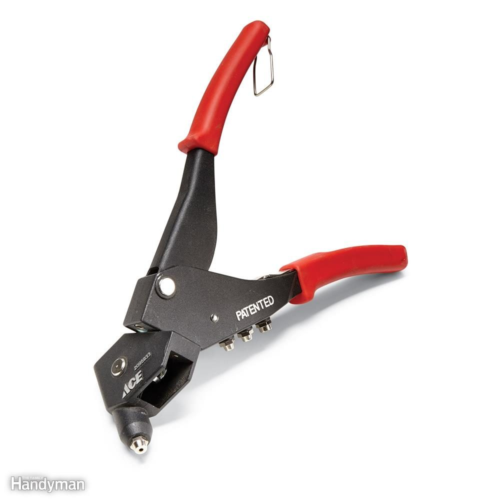 For the Tool Collector: A Riveting New Rivet Gun