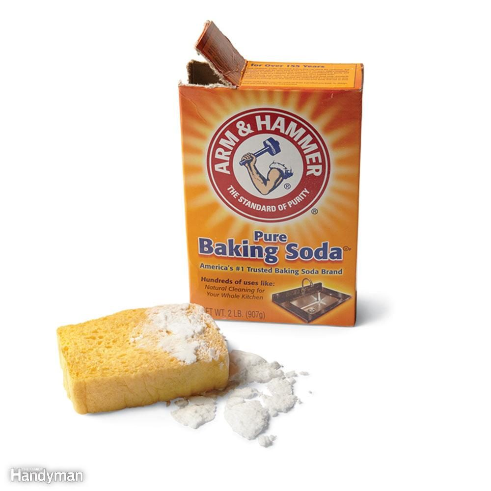 Baking Soda Makes Odors Go Away
