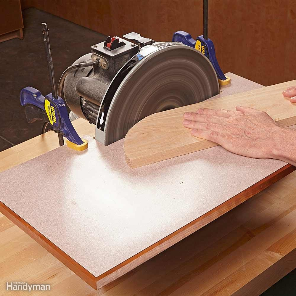 Extra-Large Sander Table
