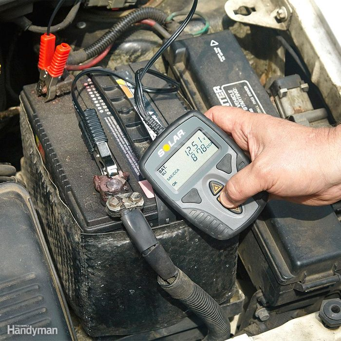 Test Your Car Battery