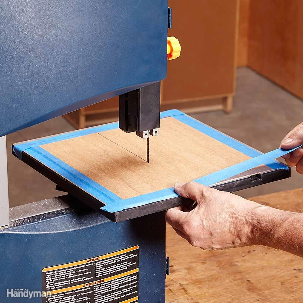 how to use a bandsaw: essential bandsaw tips & tricks