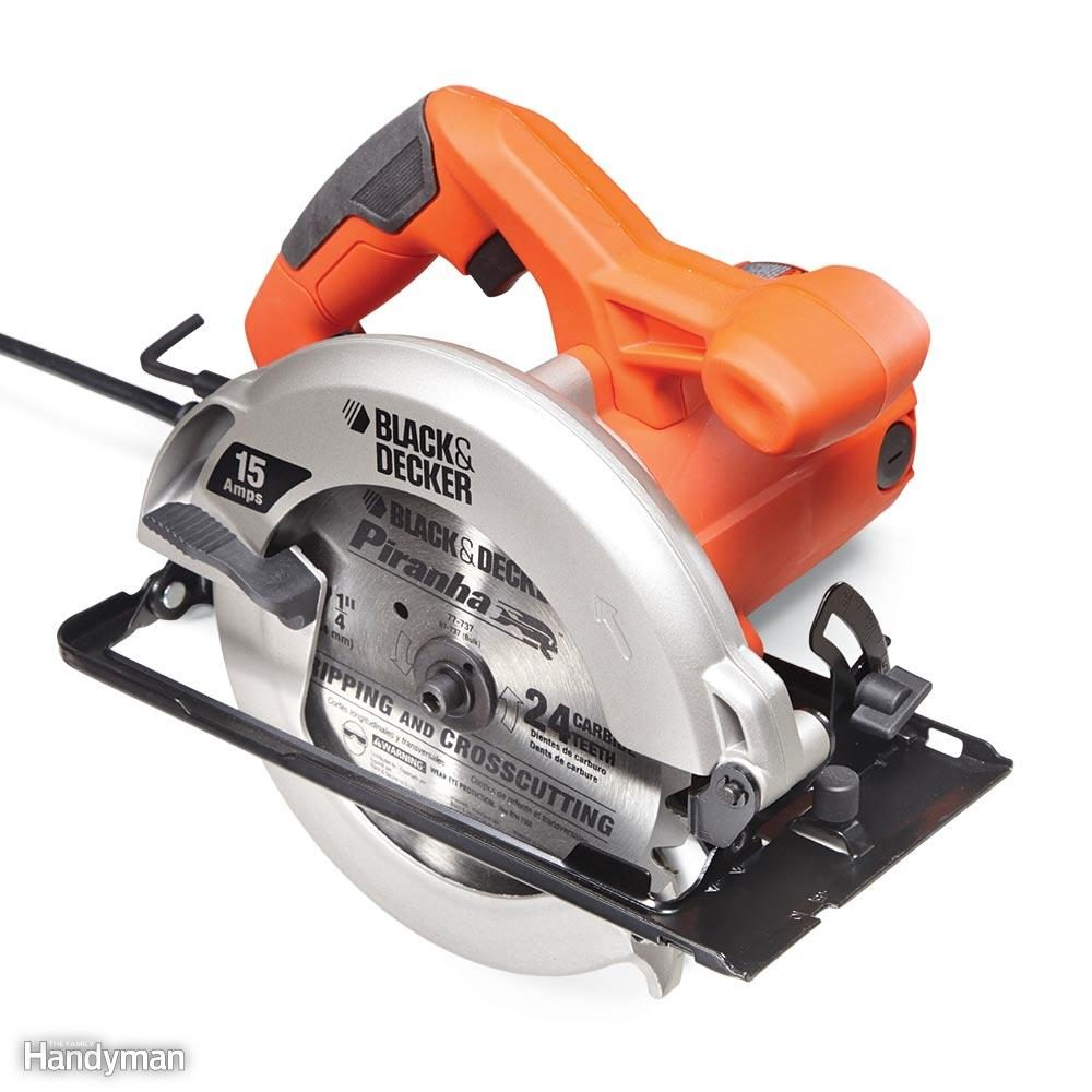 Circular saw reviews what are the best circular saws family handyman black decker cs1015 keyboard keysfo Image collections