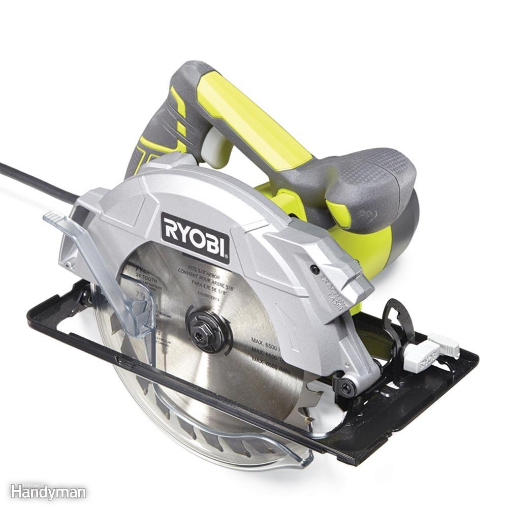 Circular saw reviews what are the best circular saws the family ryobi csb143lzk greentooth Images