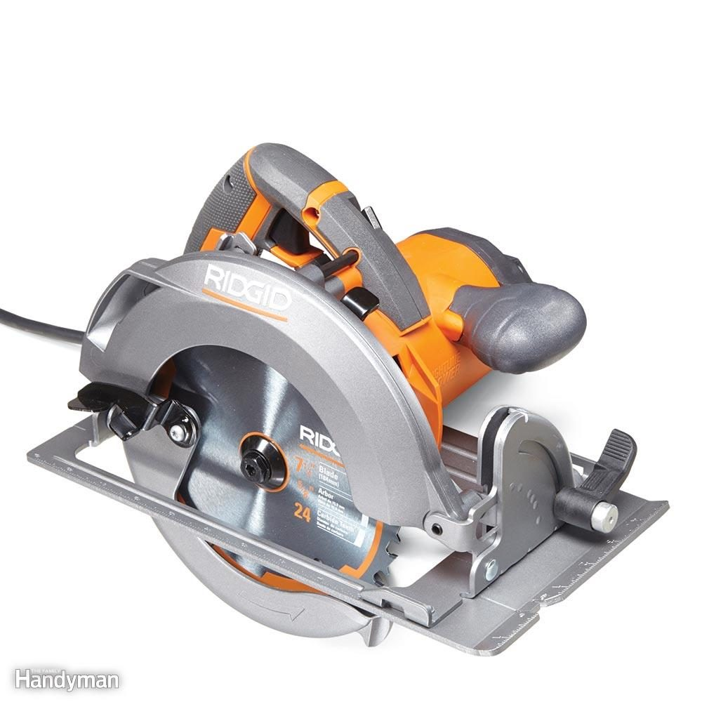 Circular saw reviews what are the best circular saws the family ridgid r3205 greentooth Gallery