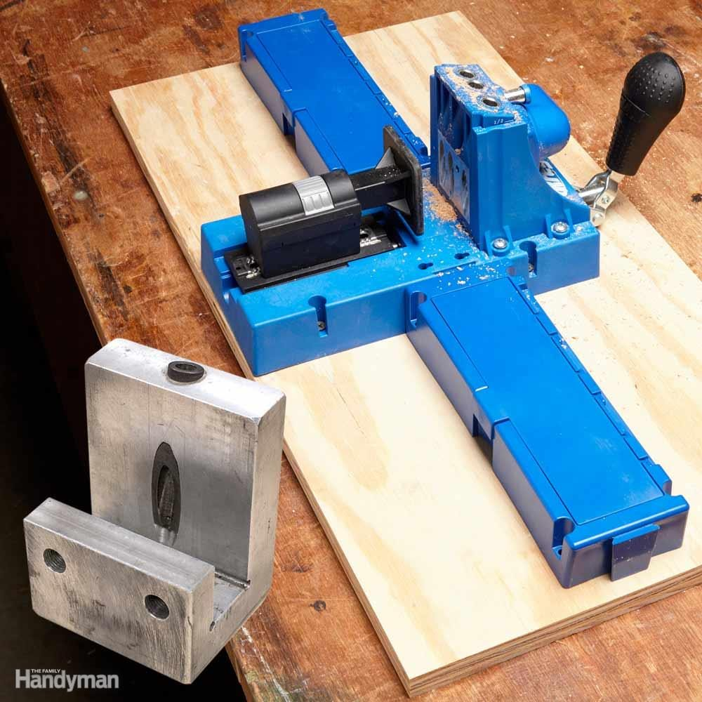 Kreg Jigs: Pocket Hole Joinery for Everyone