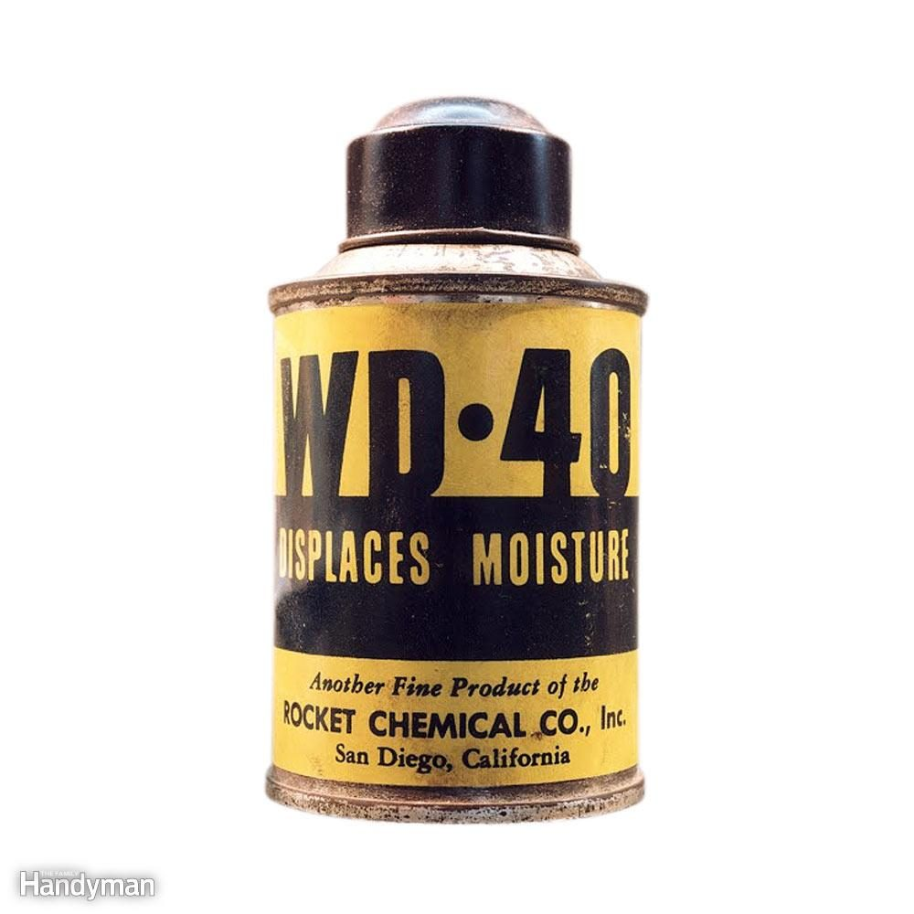 WD-40: 39 Failures, One Big Success