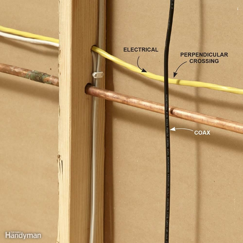 Tips for Coaxial Cable Wiring | Family Handyman