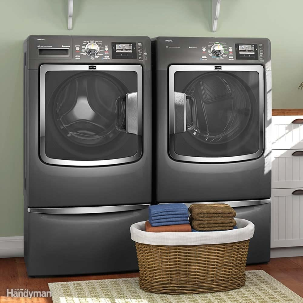 Raise Your Washer and Dryer