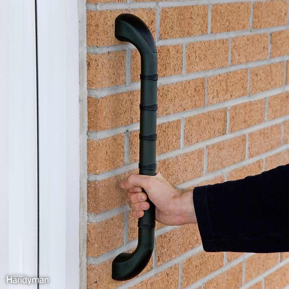 Add Grab Bars Near Exterior Doors