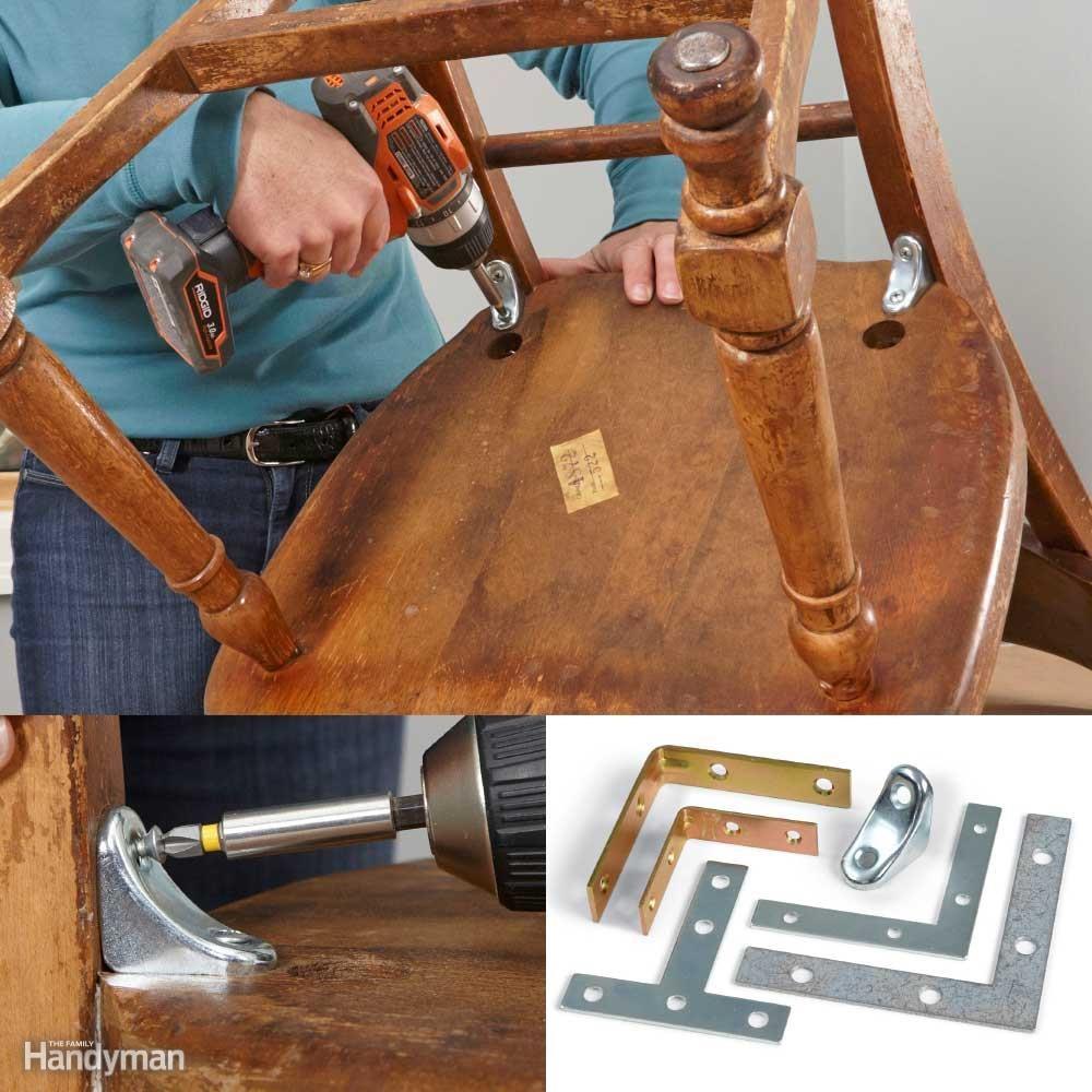 fast furniture fixes