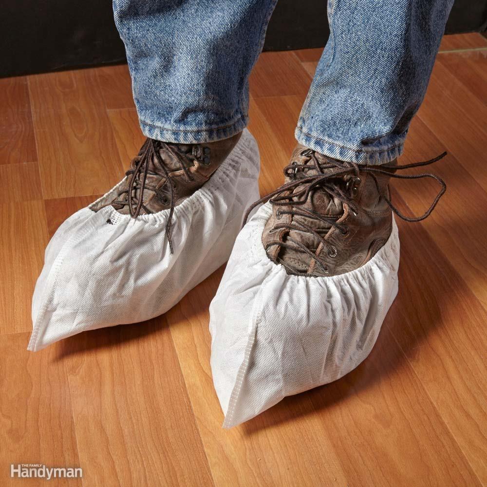 Disposable Floor Protector Booties