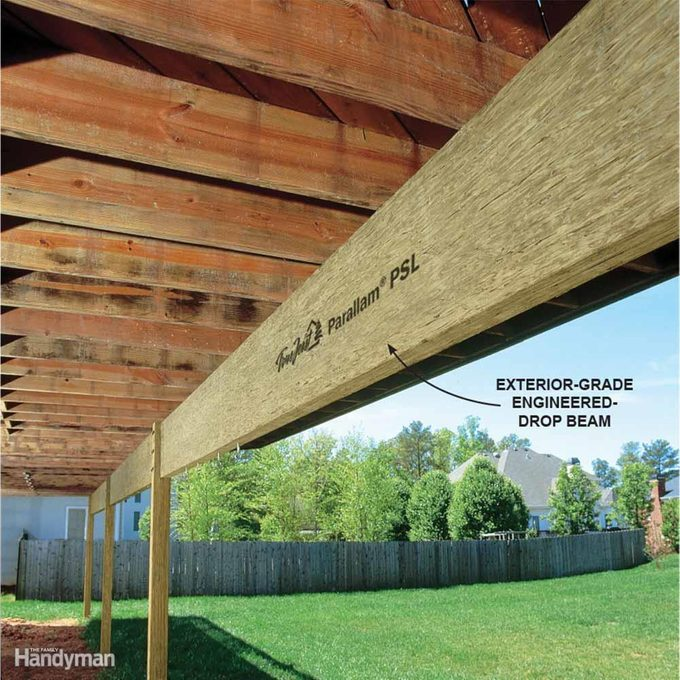 Engineered Lumber for Outoor Use