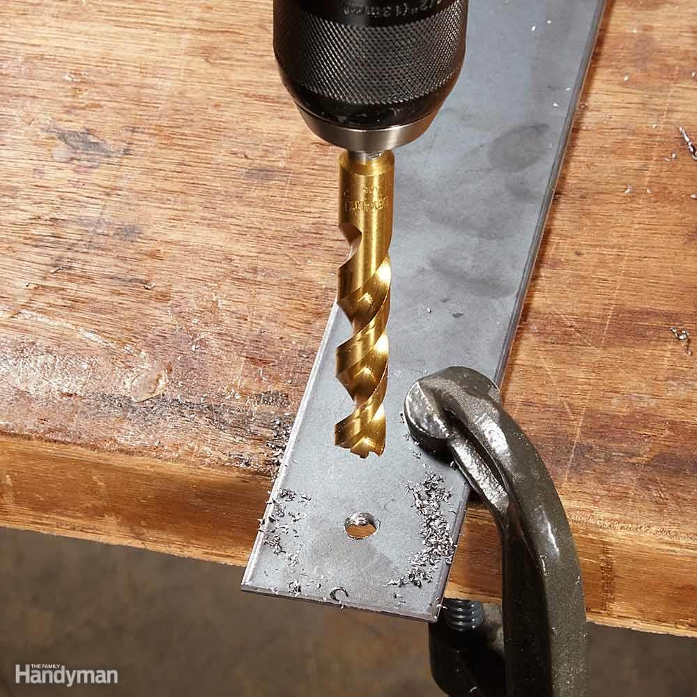 How to cut holes in wood - Start With A Small Hole