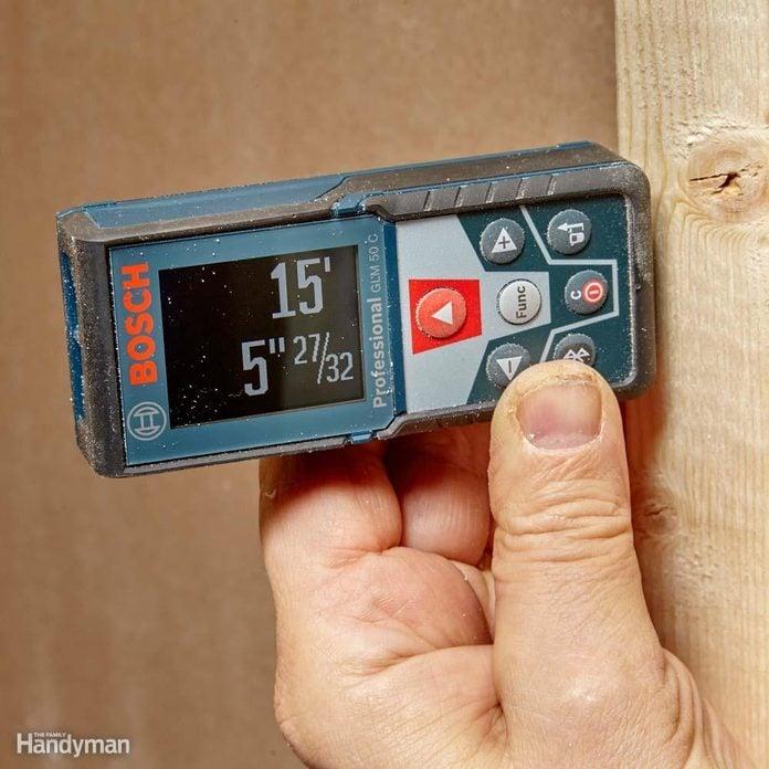 165-Foot Laser Measure