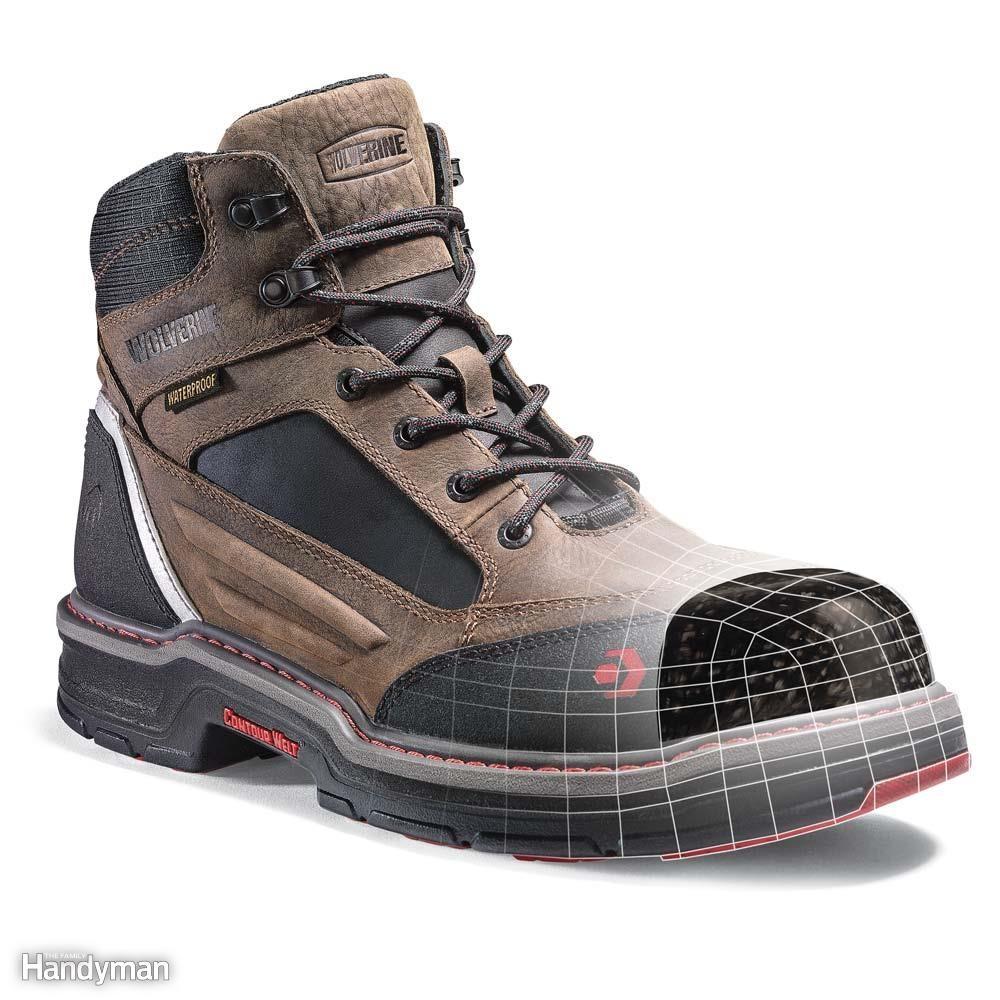 High-tech Work Boots