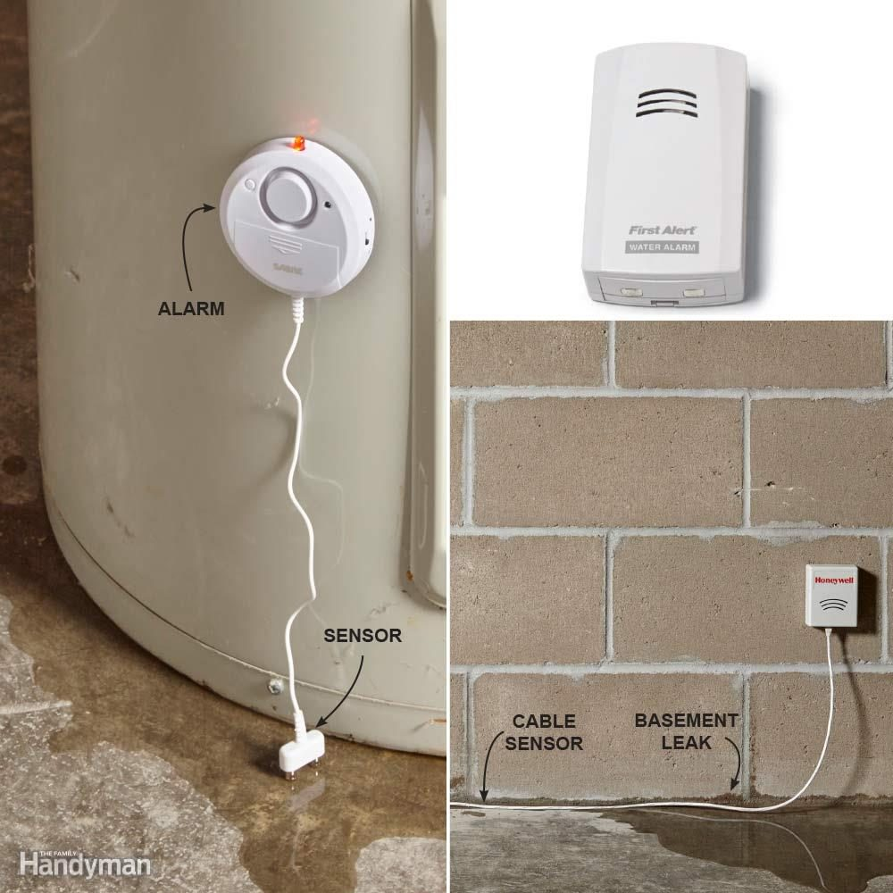 Home Tech Automated Water Leak Detection The Family