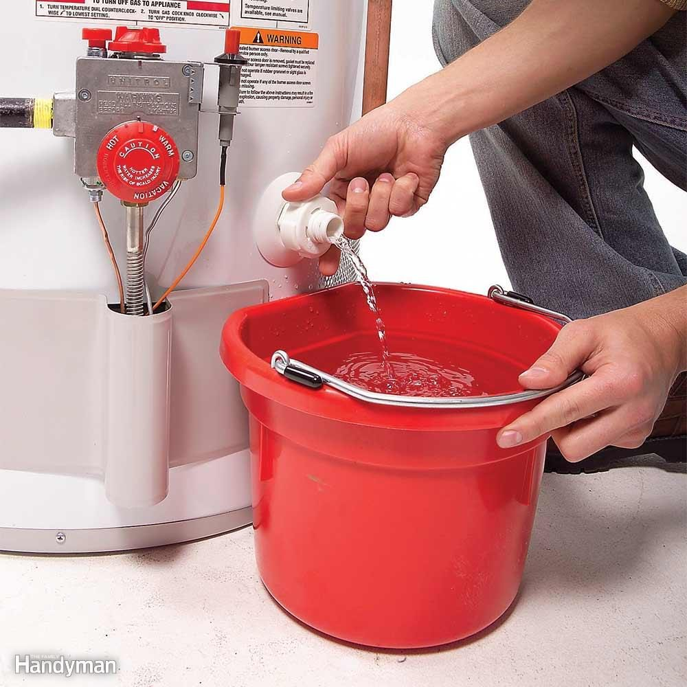 Drain Sediment From Your Water Heater or Expect a Shortened Life Span