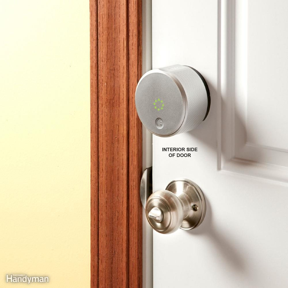 Motorize your Existing Dead Bolt