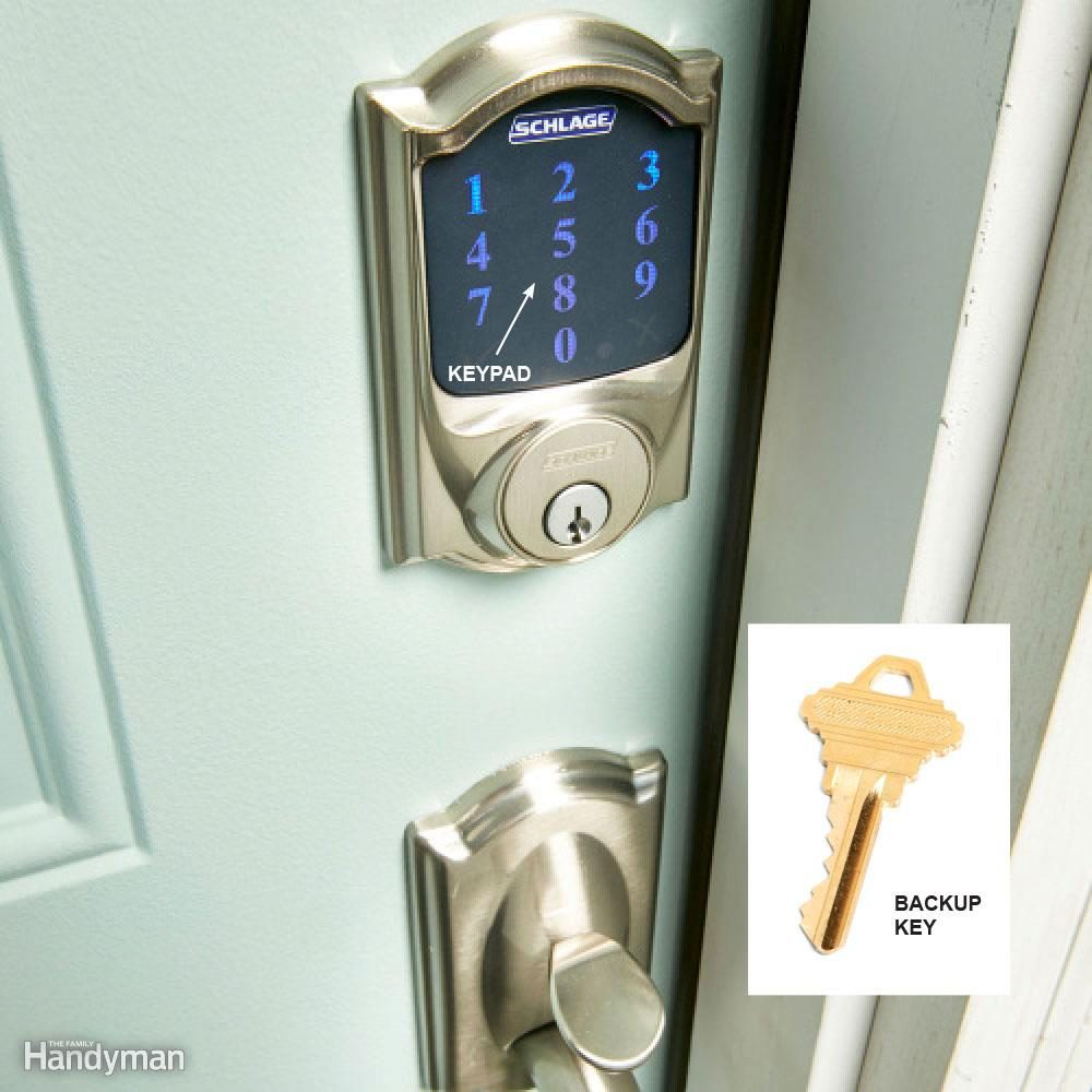 All About Smart Door Locks: Keyless Entry, Bluetooth, and