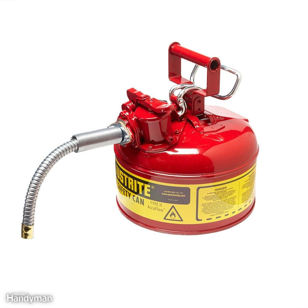 10 Things You Should Know About Gasoline | The Family Handyman