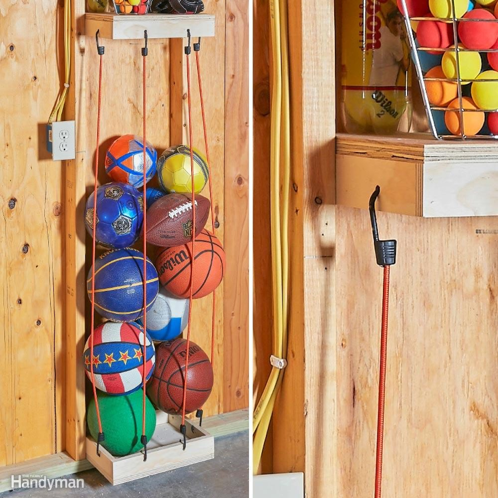 10 Creative Home Hacks That Will Improve Your Life Family Handyman Electrical Wiring System Diy Improvement Tips Ideas Build A Ball Tower