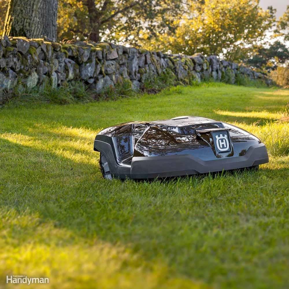 Next Generation Robotic Mower