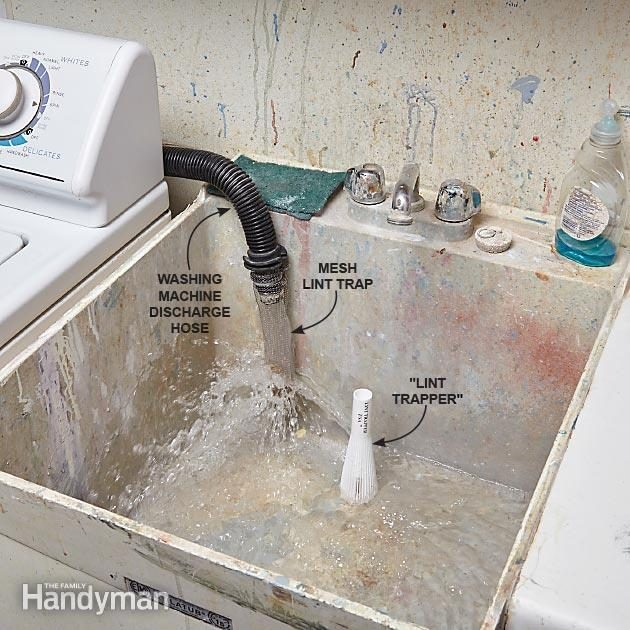 Install a Lint Catcher on Your Washing Machine Hose