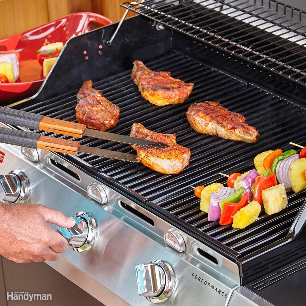 Tune-Up Outdoor Gas Grills