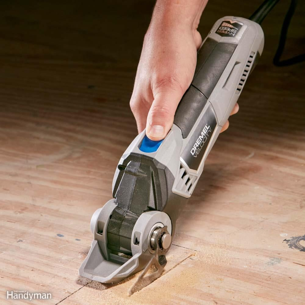 The Top Power Tools Every Diyer Wants For Christmas Family Electrical Wiring How To Run Anywhere Handyman Monster Oscillating Tool