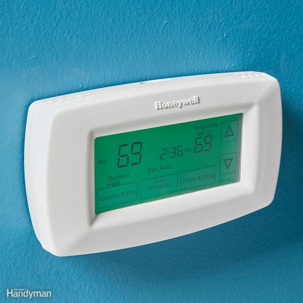 Check the Thermostat