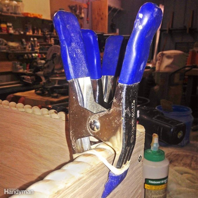 Rubber Band Clamps