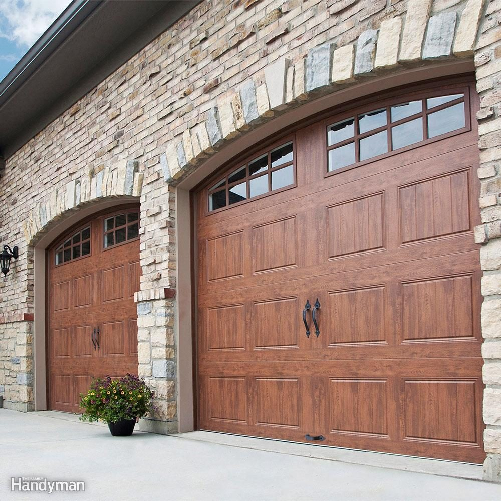 10 ft garage door10 Things to Know Before Buying a Garage Door  Family Handyman