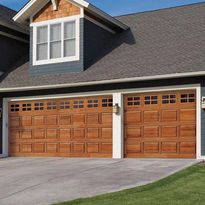 Beware of Wood Doors