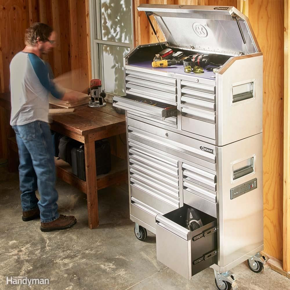 Tool Chests ? Not Just for Mechanics