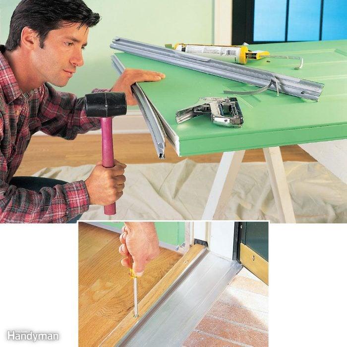 How to Stop Under-the-Door Air Leaks