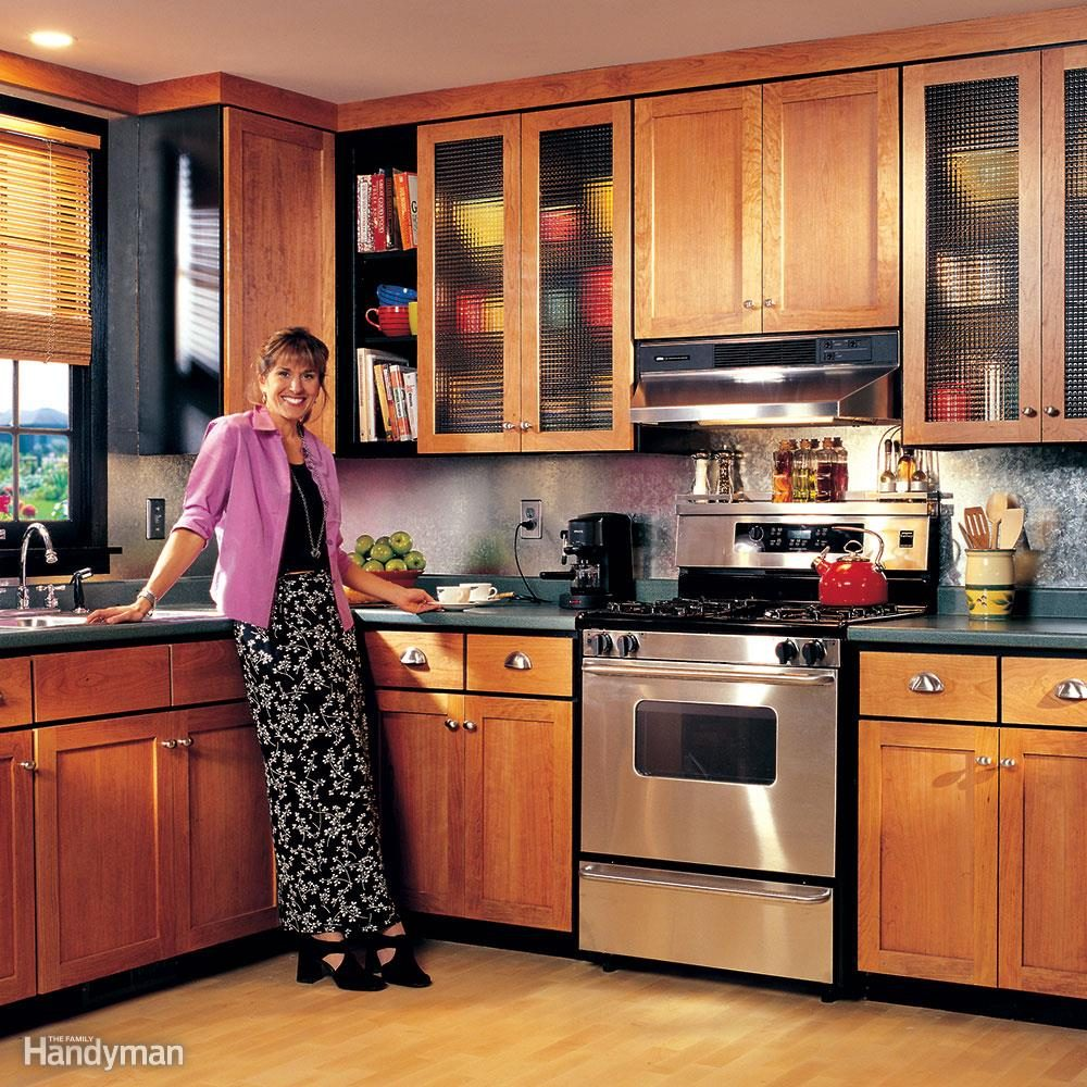 Paint Your Old Kitchen Cabinets