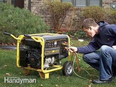 10 Tips for Using a Generator