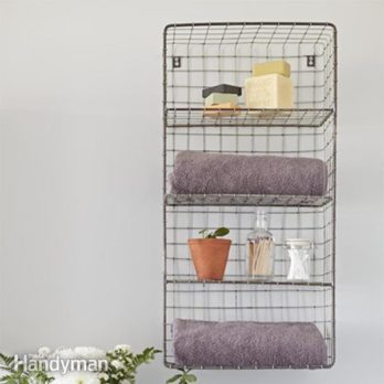 8 Design-Friendly Storage Solutions for the Bathroom