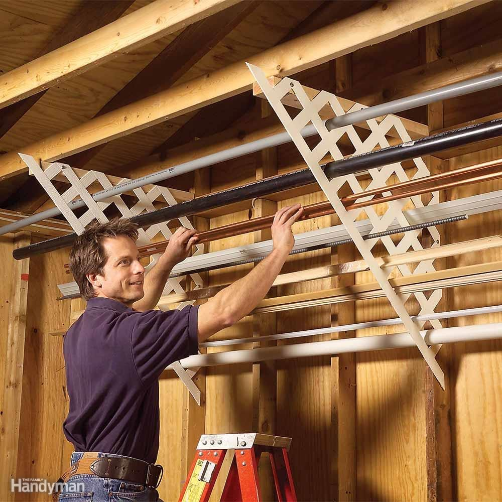 Lattice Rack