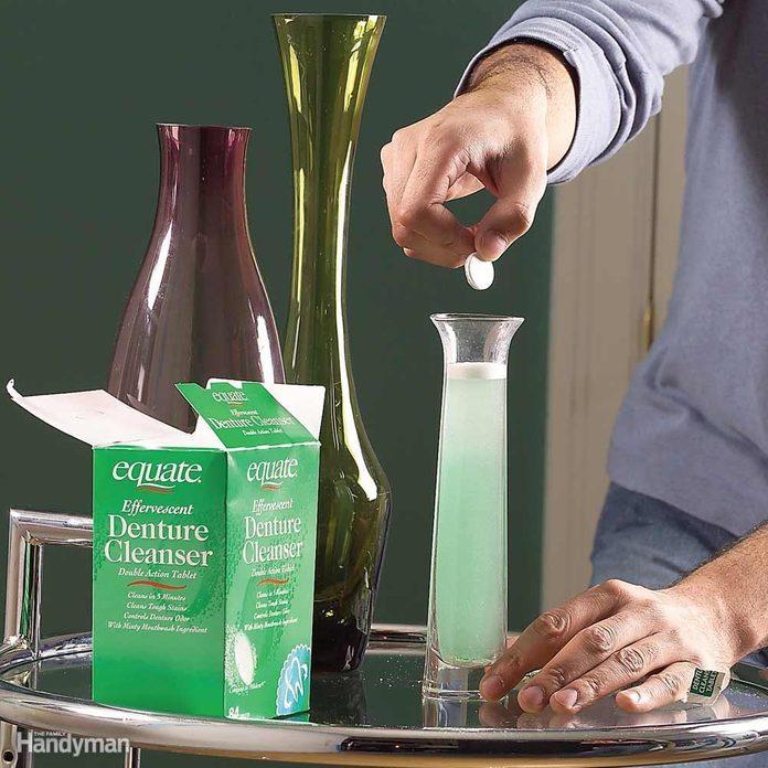 Squeaky-Clean Vases
