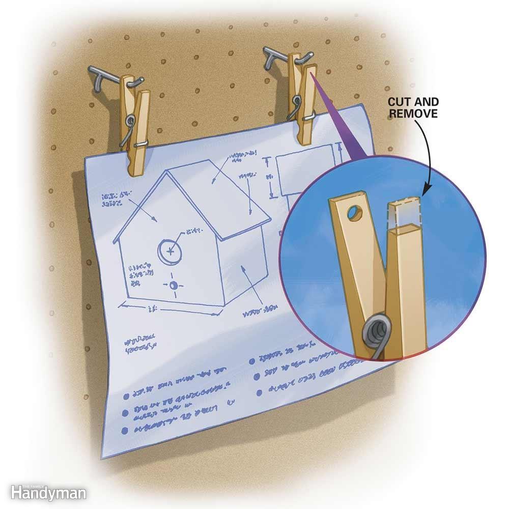Workbench Plans Hanger