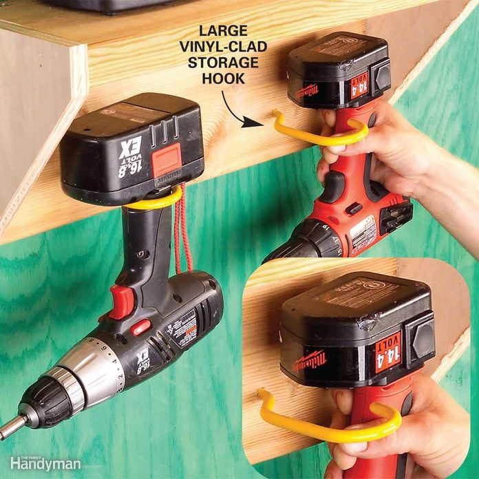 Cordless Drill Hangout