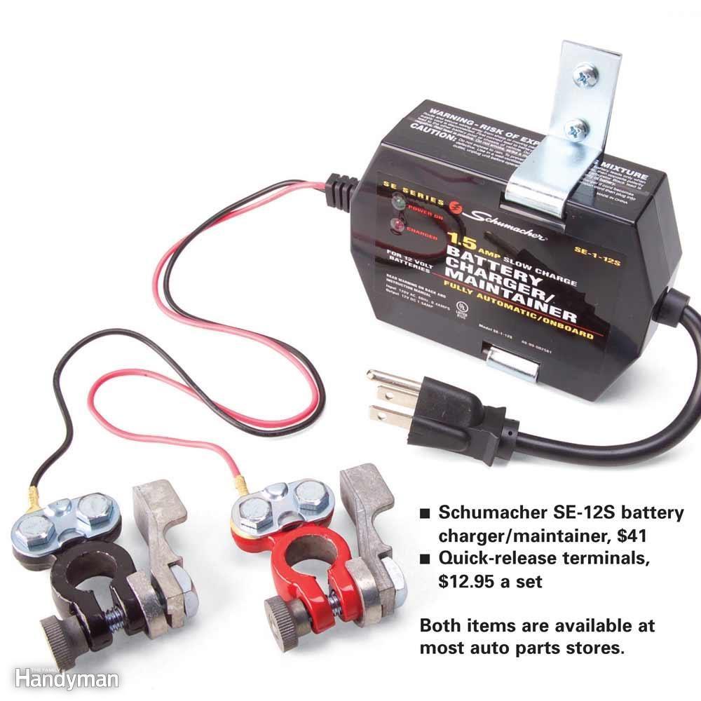 Seasonal Battery Storage Tip