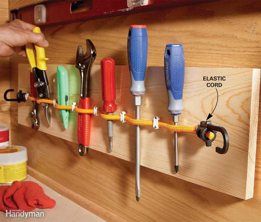 Clutter Busting Strategies For Every Room Family Handyman