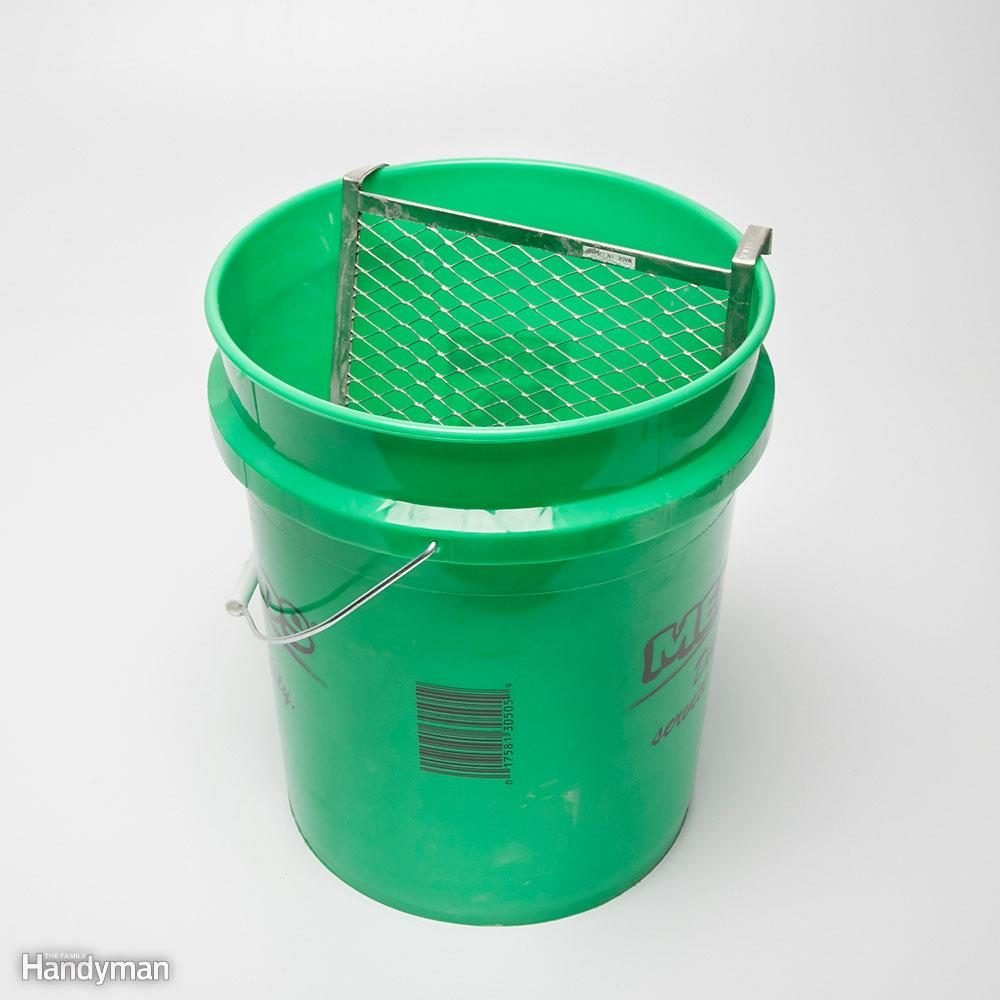 5-Gallon Bucket and Painting Screen for Big Jobs