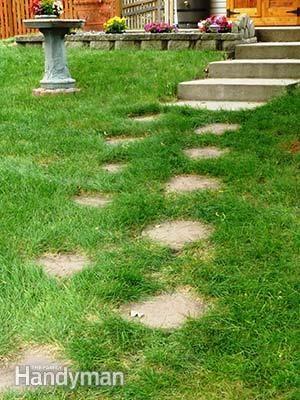Walking Path Upgrade