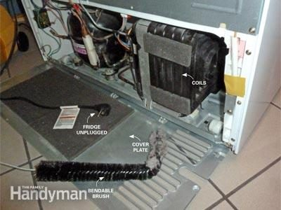 How I Saved Money This Month Cleaning Refrigerator Coils