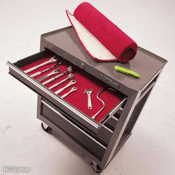 Tidier Tool Trays