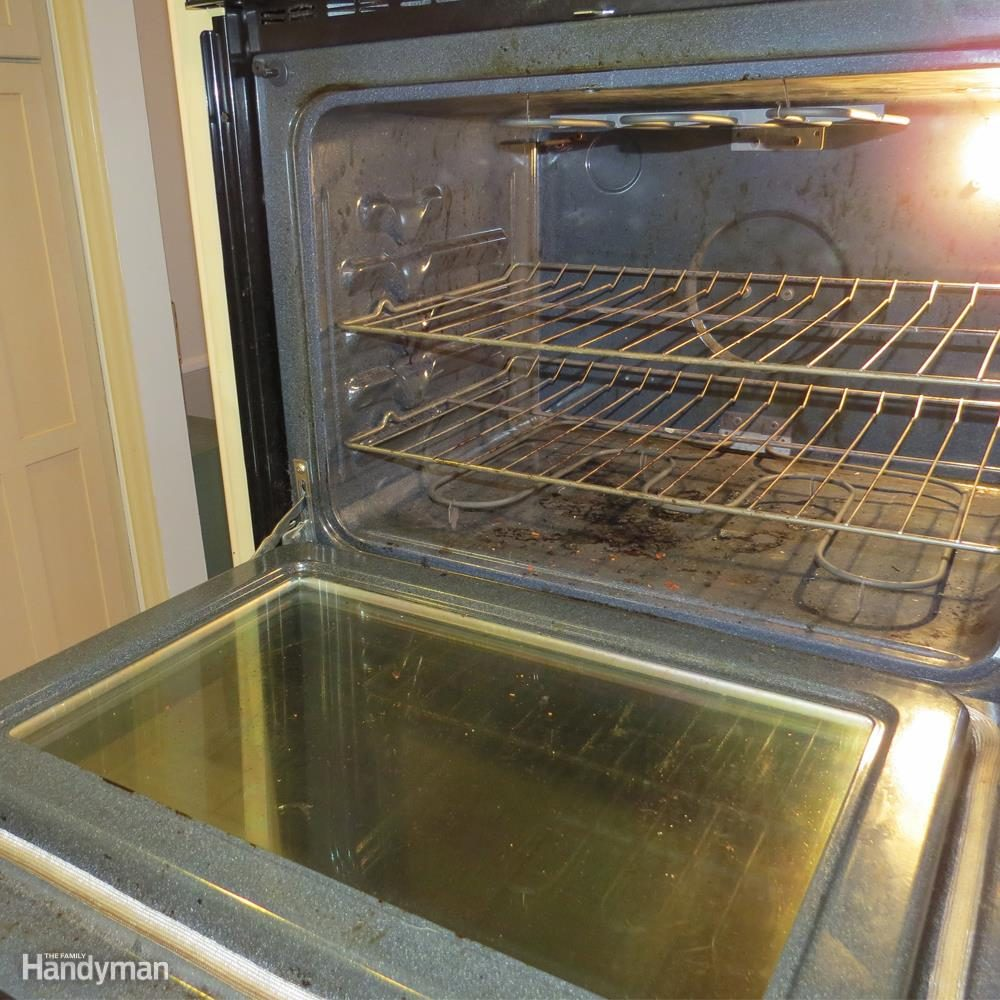 How to clean your oven without harsh chemicals family for How to clean a garage floor without water